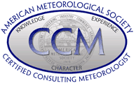 Certified Consulting Meteorologist